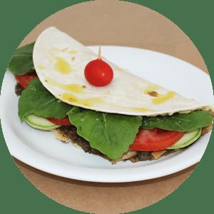 Piadina Vegana