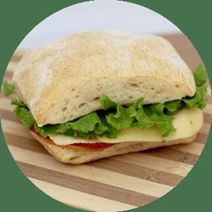 Sanduíche Panino