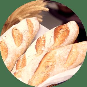 Pão Baguete Francesa