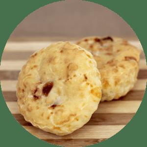 Pão de Queijo com Goiabada